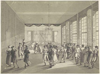 Algemene Centrale Vergadering in Den Haag, 1795